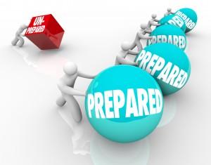 Prepared Vs Unprepared Advantage of Being Ready or Unready