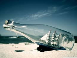 ship in the bottle copy